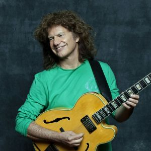 20 Time Grammy Winner Jazz Great Pat Metheny