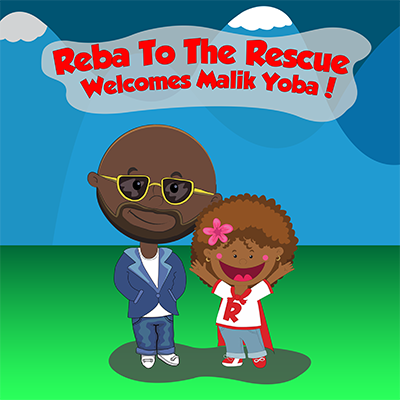 Malik Yoba Joins Reba In Our Newest Downloadable Video!