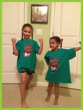 "Reba To The Rescue TShirt ""Action"" models!"
